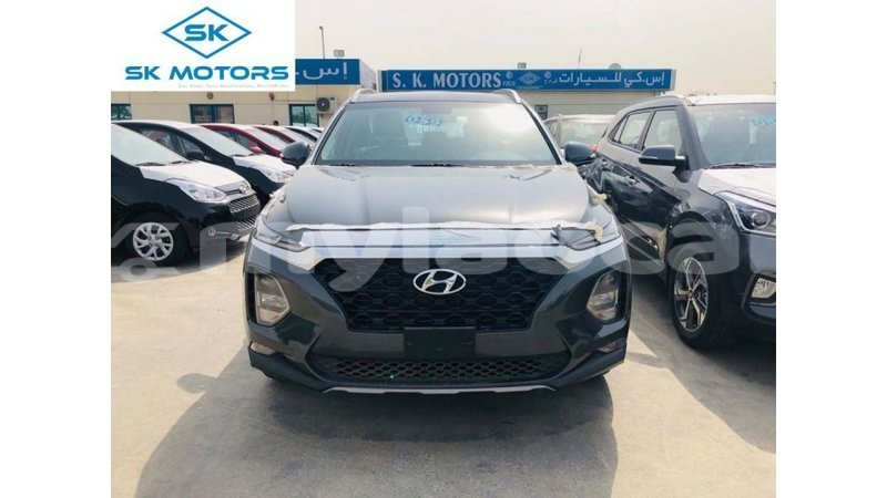 Big with watermark hyundai santa fe attapeu province import dubai 4095