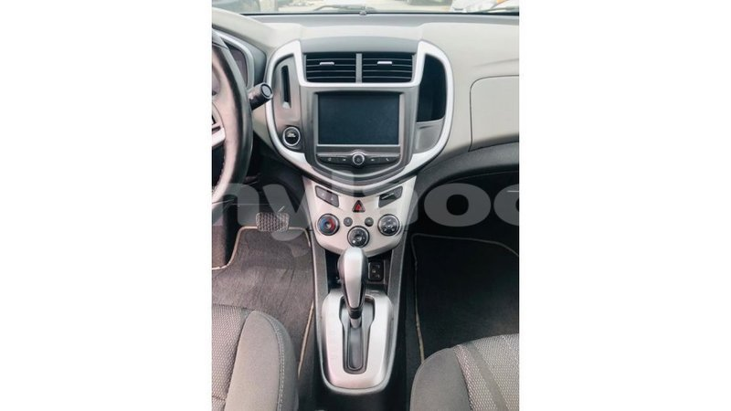 Big with watermark chevrolet sonic attapeu province import dubai 4126