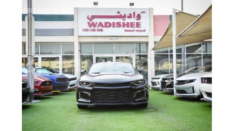 Big with watermark chevrolet camaro attapeu province import dubai 4127